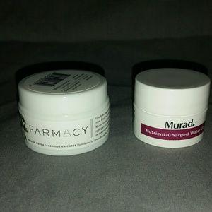 Farmacy and Murad set